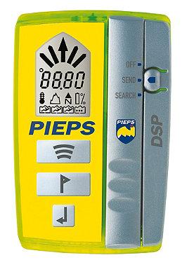 PIEPS DSP Standard DE LVS yellow