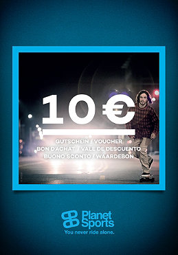 PLANET SPORTS Onlineshop-Voucher 10 Euro