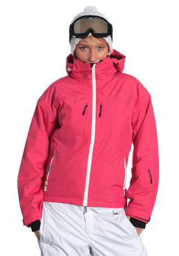PYUA Womens Sonnighorn Jacket azalea