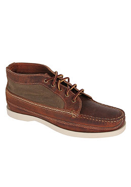 RED WING Classic Work Chukka Boat Concrete rough & tough