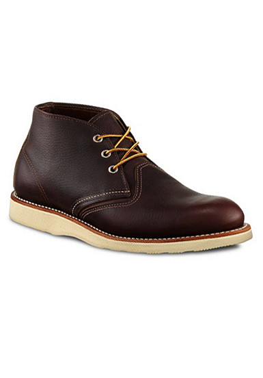 red wing classic work chukka stiefel f r herren braun planet sports. Black Bedroom Furniture Sets. Home Design Ideas