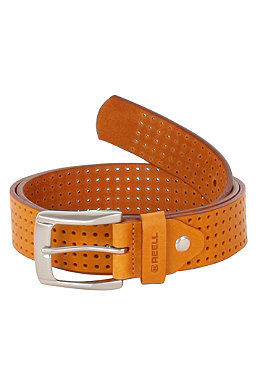 REELL Punched Belt caramel