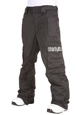 THIRTYTWO Blahzay Pant black
