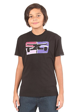 TRAP Kids Brocken S/S T-Shirt black