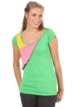 WLD Womens Switch S/S T-Shirt green